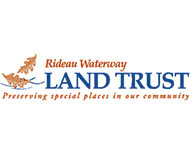 Rideau Waterway Land Trust logo