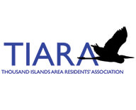 Thousand Islands Area Residents Association (TIARA) logo